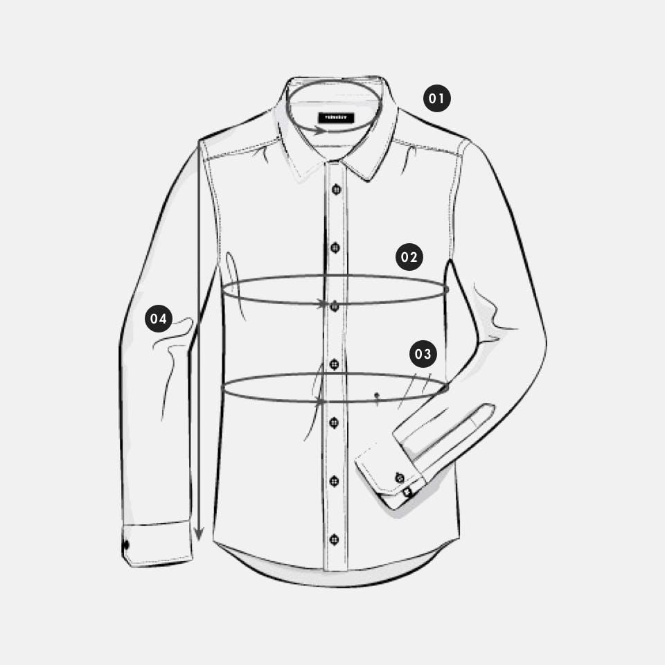 Hemden Größentabelle | Seidensticker