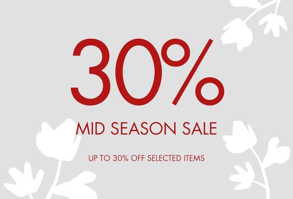30% Mid Season Sale   Seidensticker