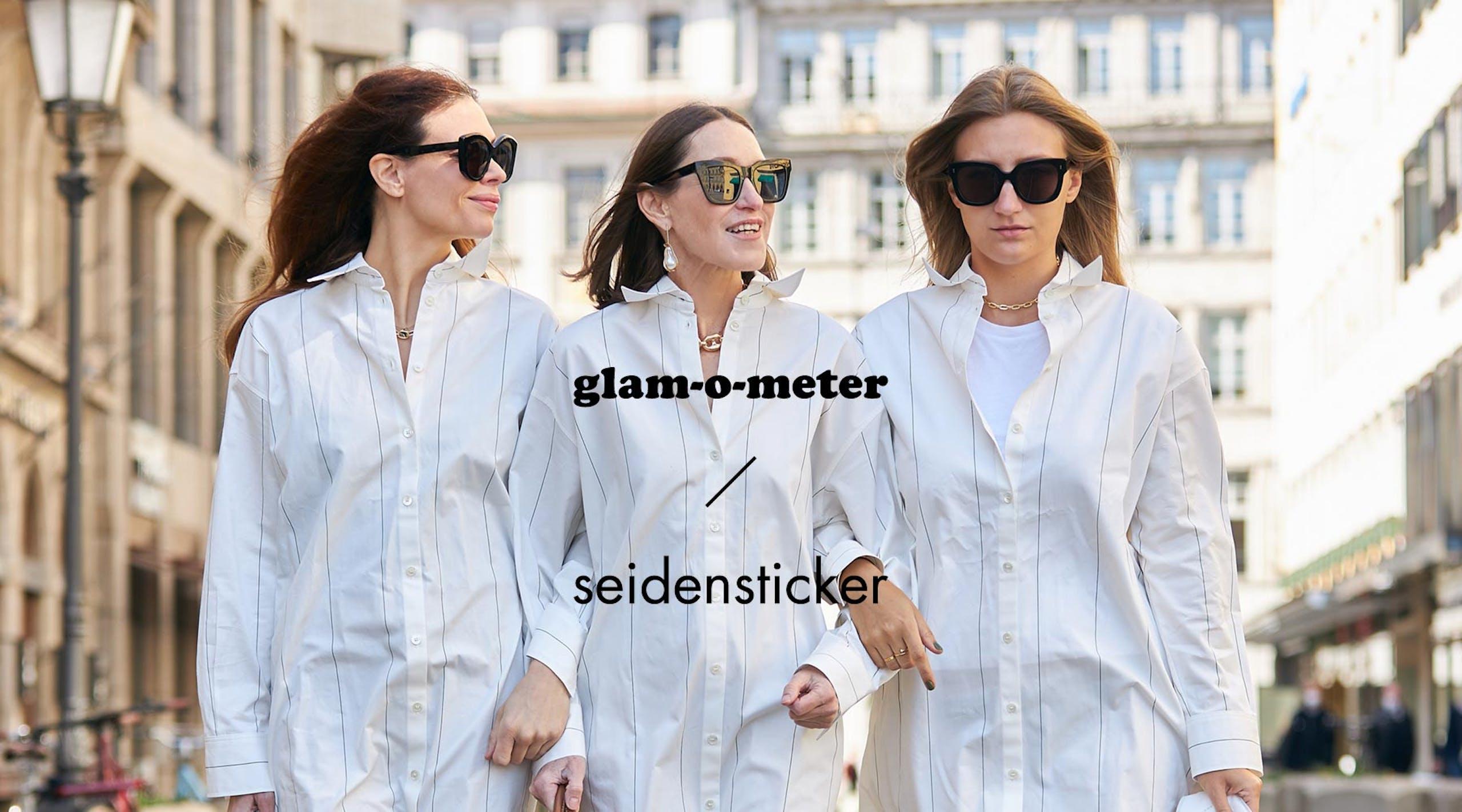 glam-o-meter / Seidensticker - Oversize Classics