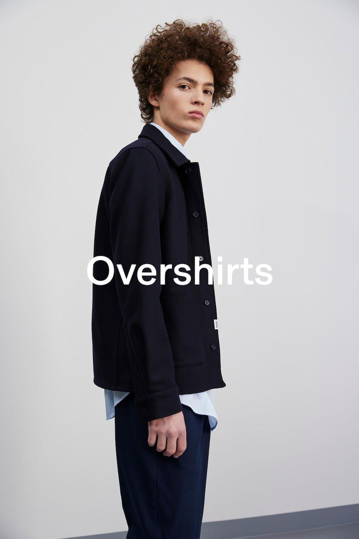 Overshirts | Studio Seidensticker