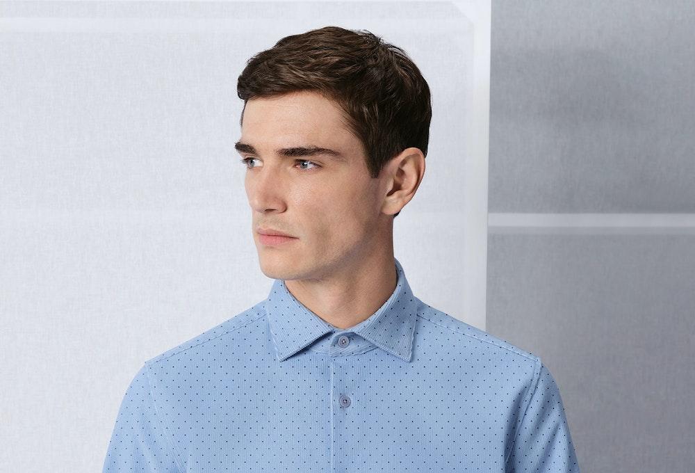 Blaue Hemden | Seidensticker
