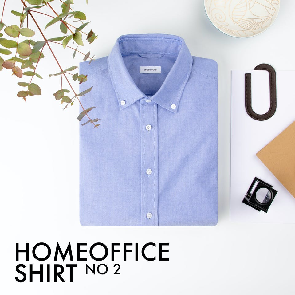 Must-Have: Button-Down Hemd   Seidensticker