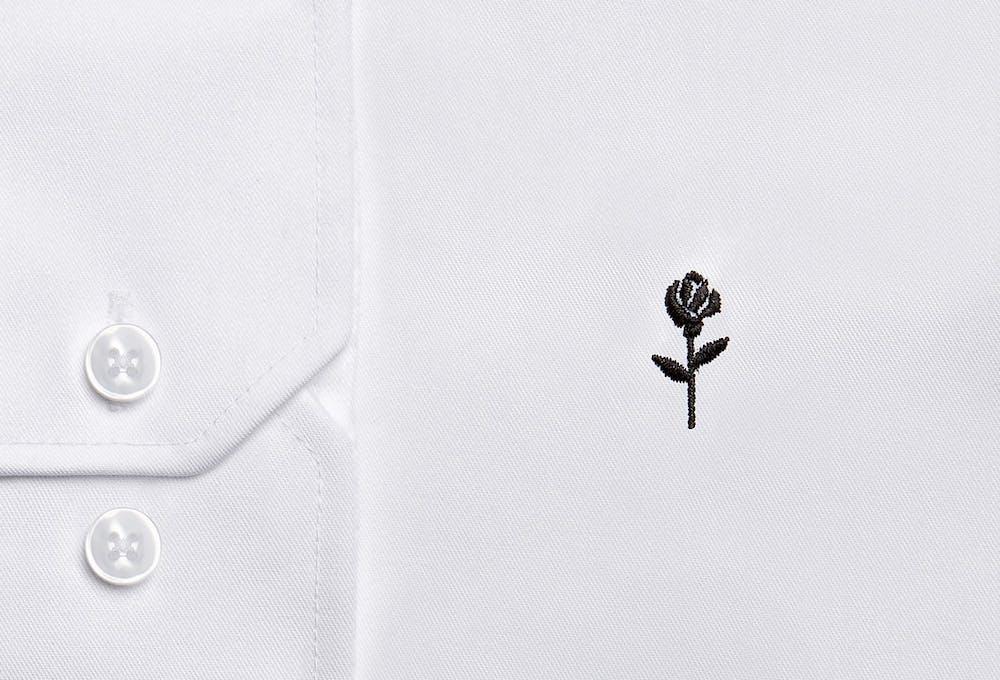 Blusen mit der schwarzen Rose | Seidensticker