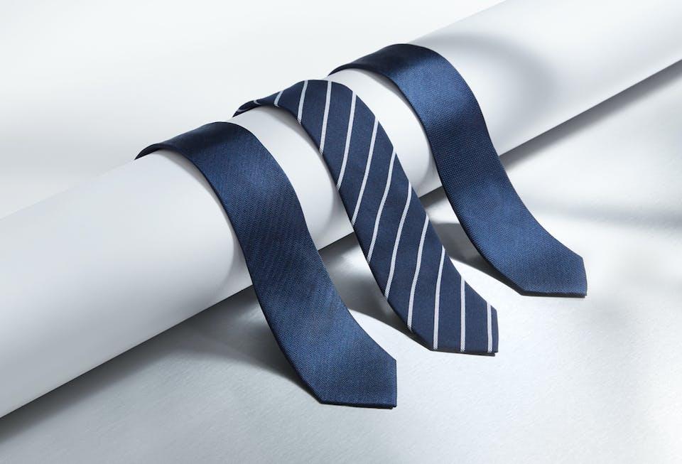 Caring for ties | Shirt Guide | Seidensticker