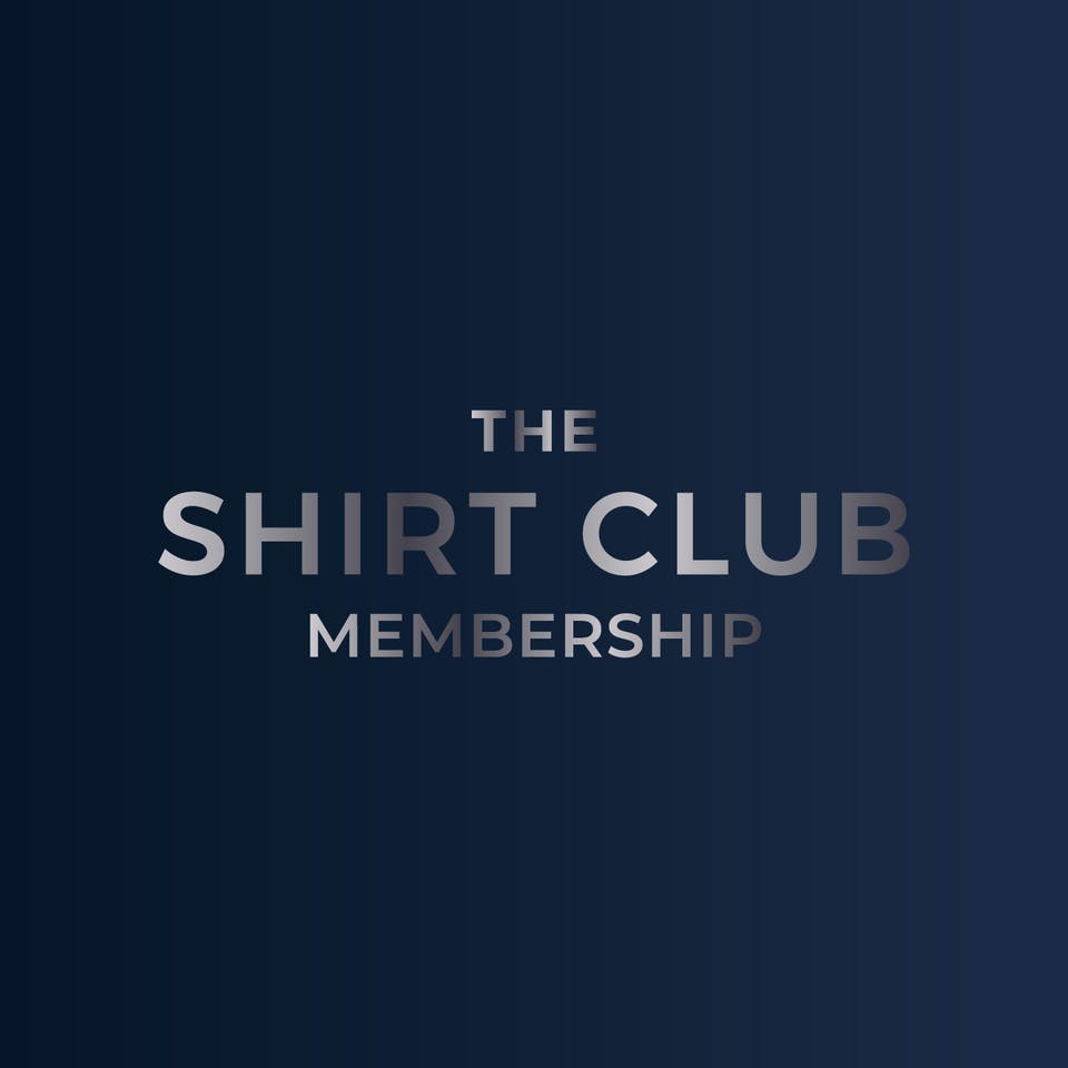 Free monogram for Shirt Club Platinum Customers | Seidensticker