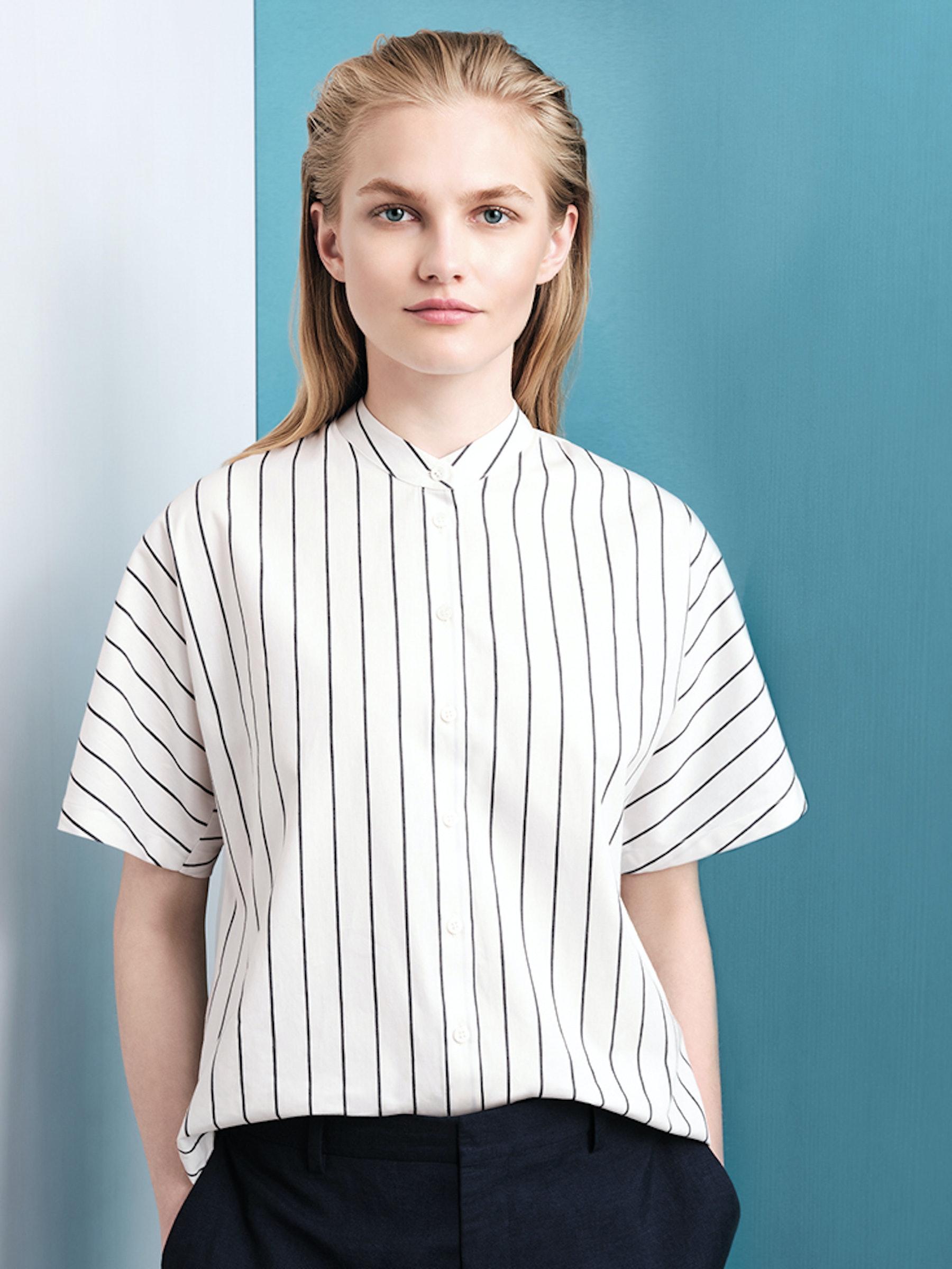 Short sleeve Blouses | Seidensticker