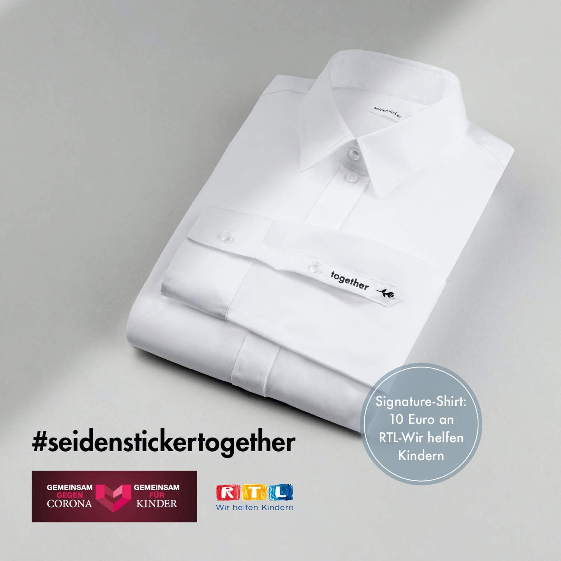 #seidenstickertogether | Seidensticker