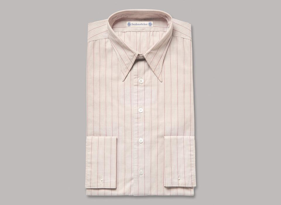 Seidensticker Hemd 40er Jahre