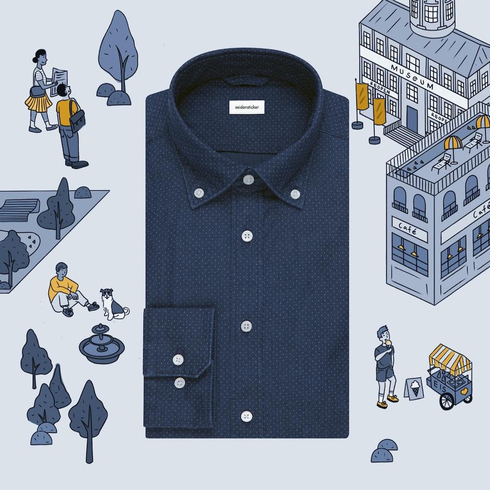 Chambrey Hemden | Seidensticker