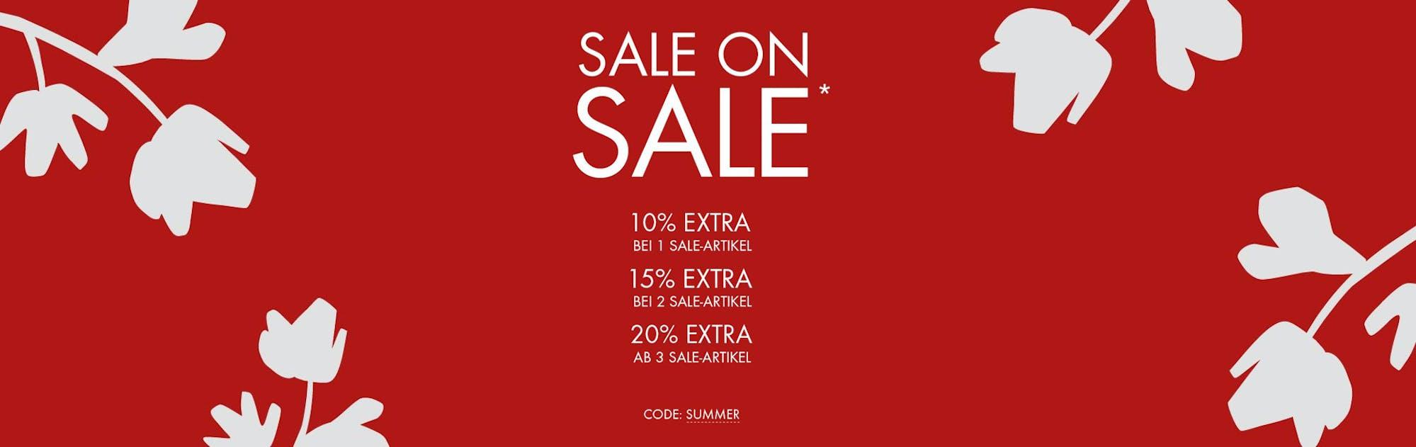 Sale on Sale - Code: SUMMER   Seidensticker