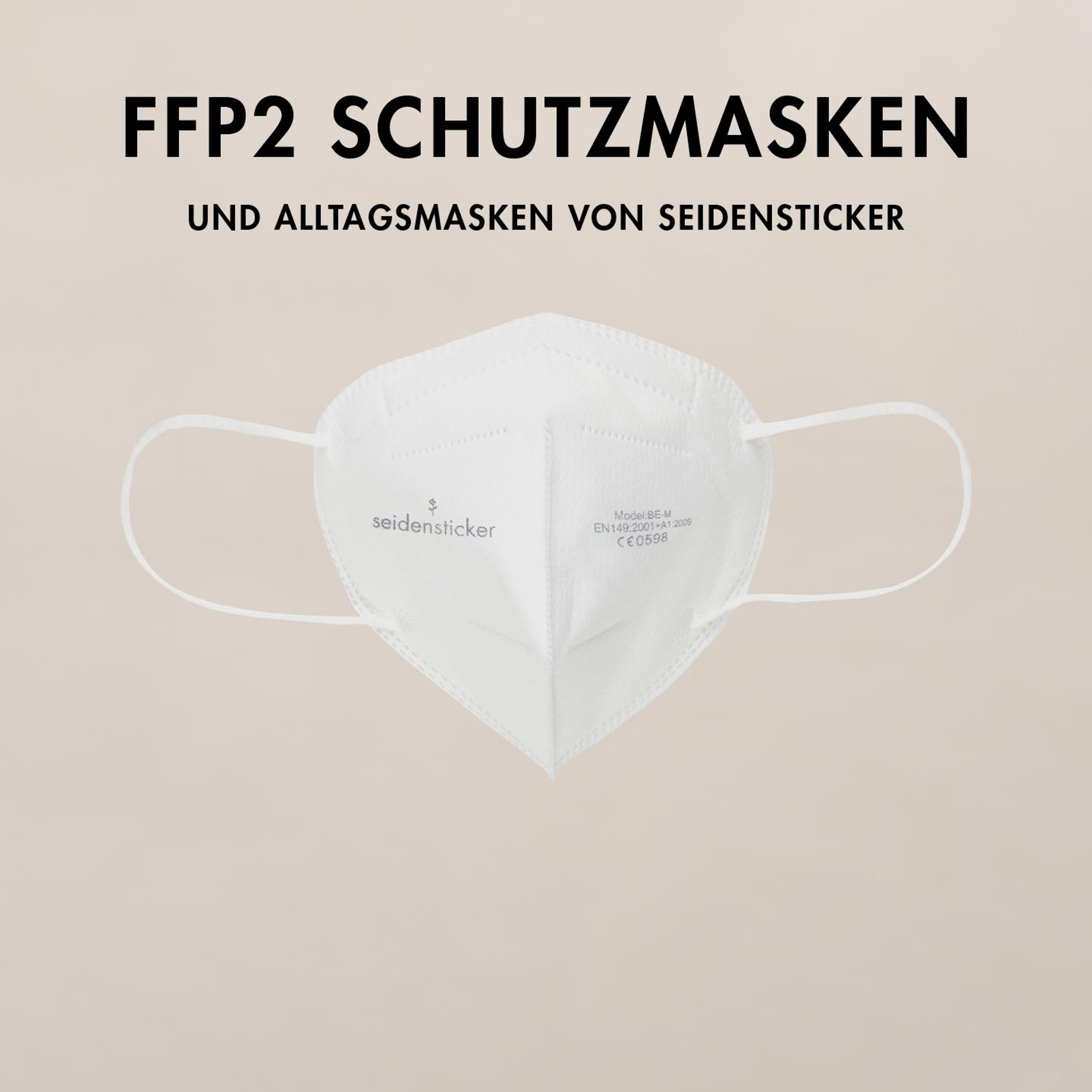 FFP2 Schutzmasken und Alltagsmasken | Seidensticker