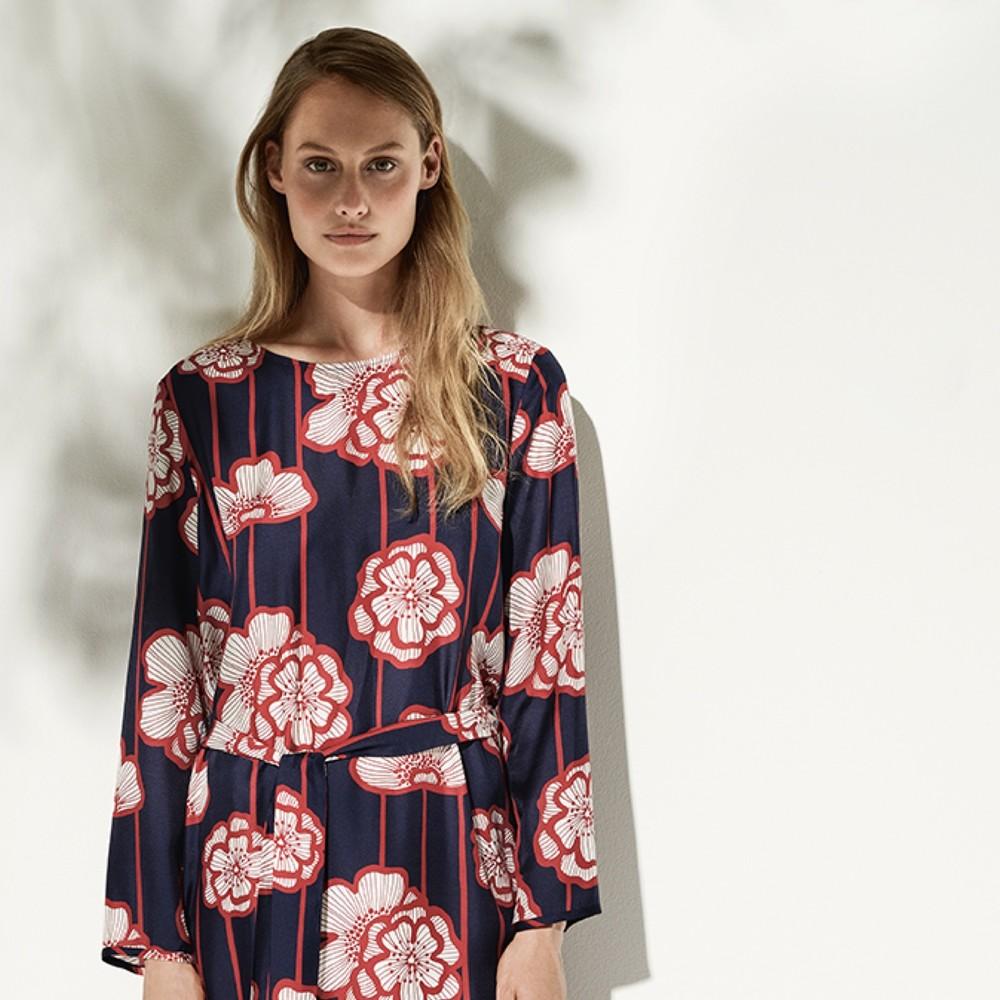 Damen Langarm Blusen | Seidensticker Onlineshop