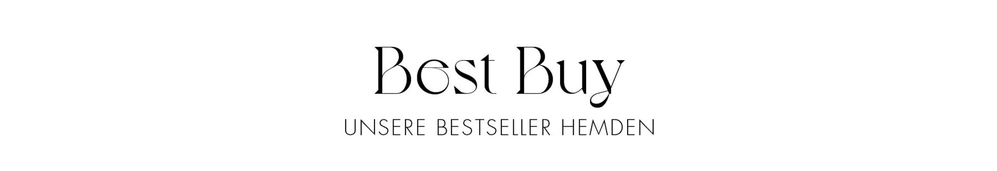 Best Buy - Unsere Bestseller Hemden | Seidensticker