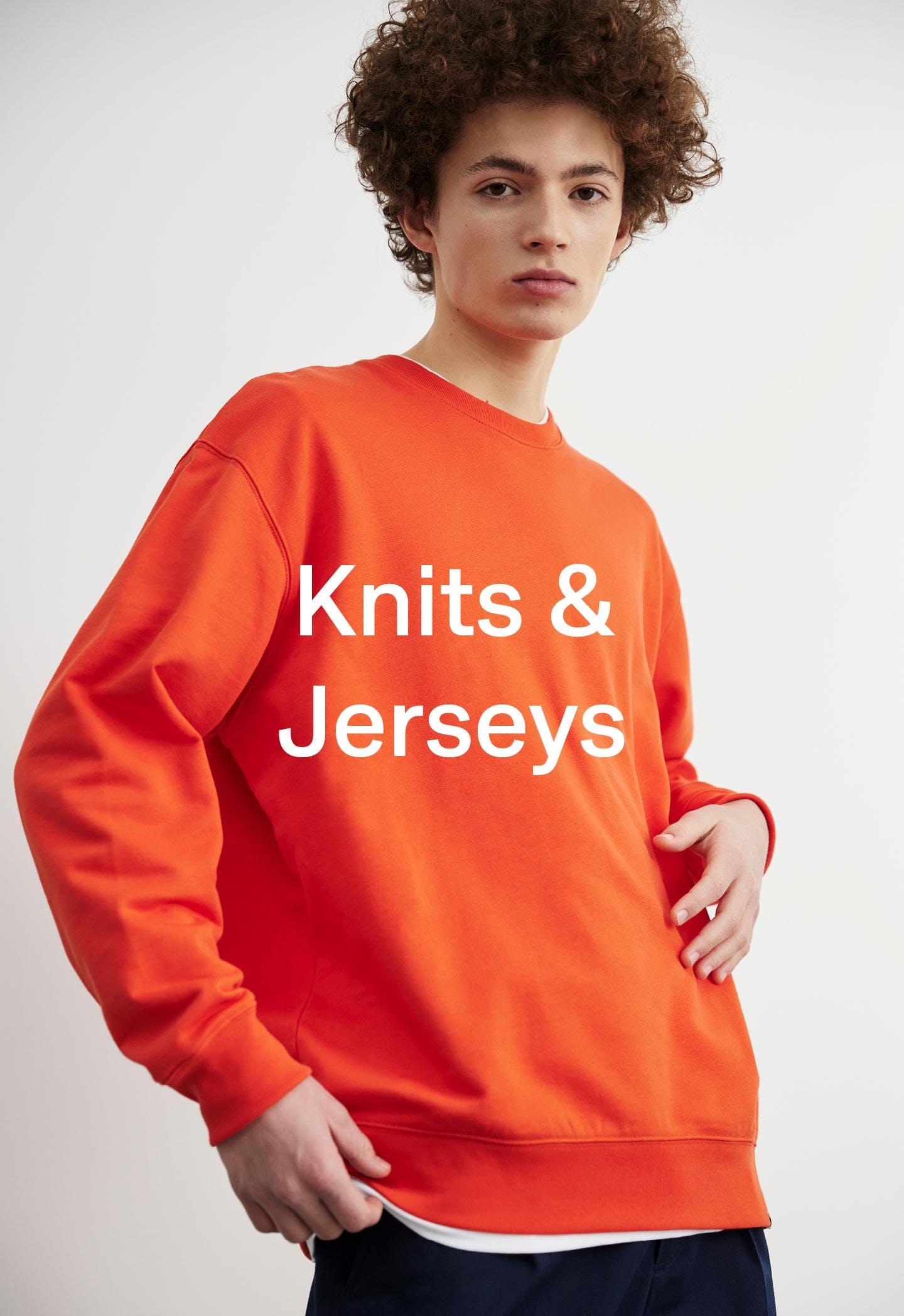 Knits & Jerseys | Studio Seidensticker