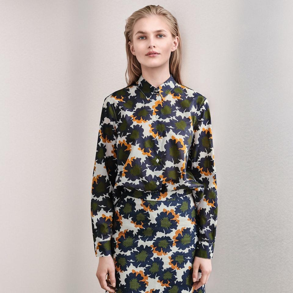 Kleider mit floralen Dessins | Seidensticker
