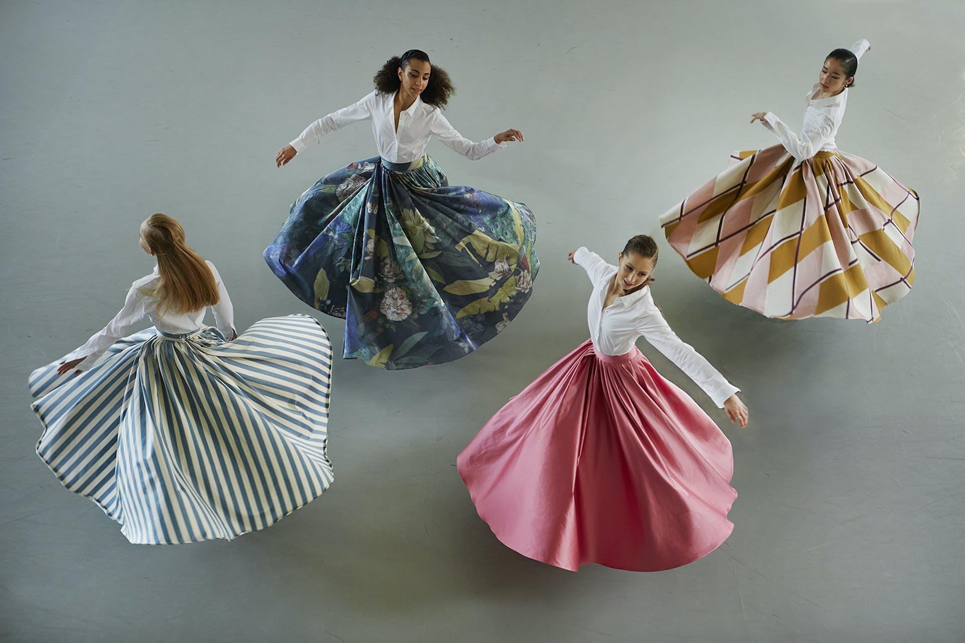 Salon Ballet Behind the Scenes | Seidensticker