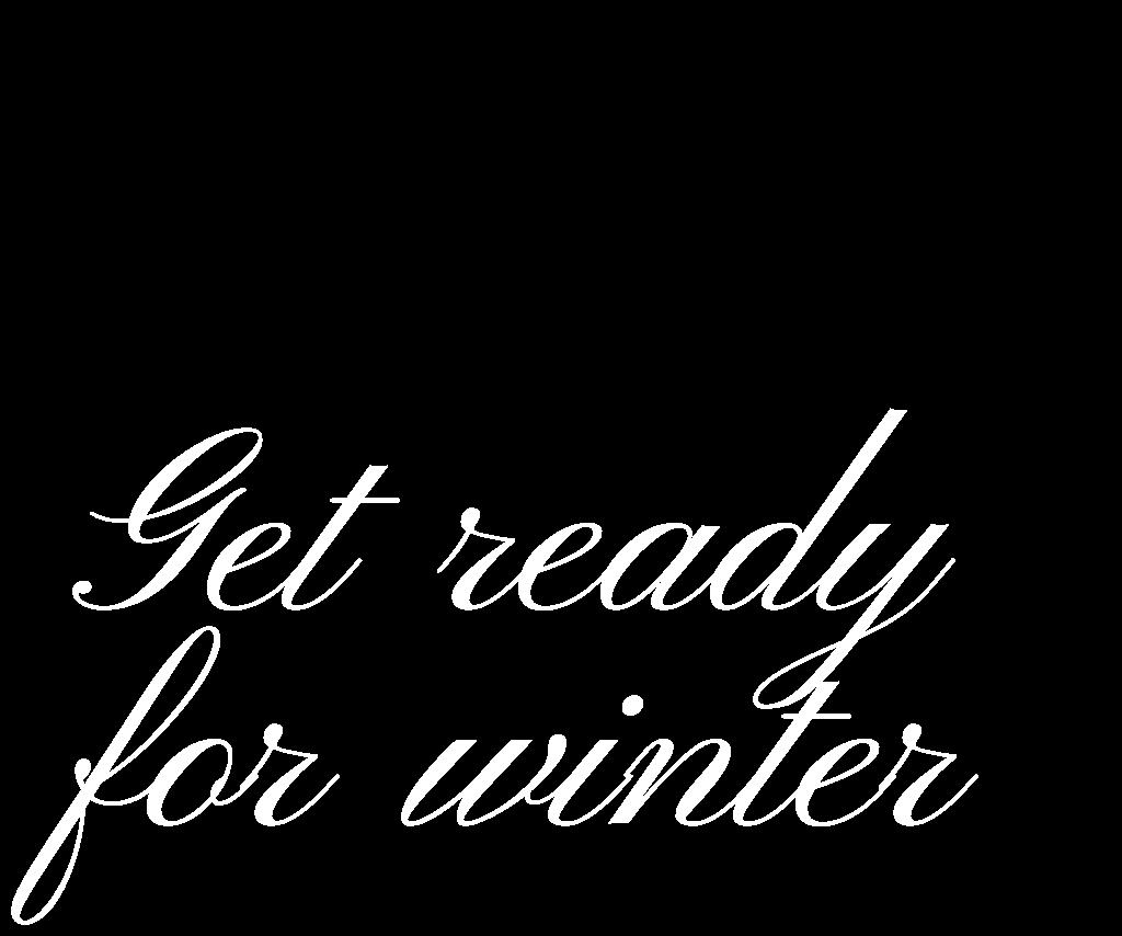 Get ready for winter | Seidensticker