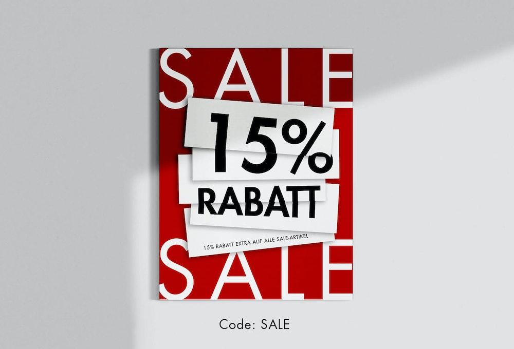 15% Rabatt extra auf alle Sale-Artikel - Code: SALE | Seidensticker
