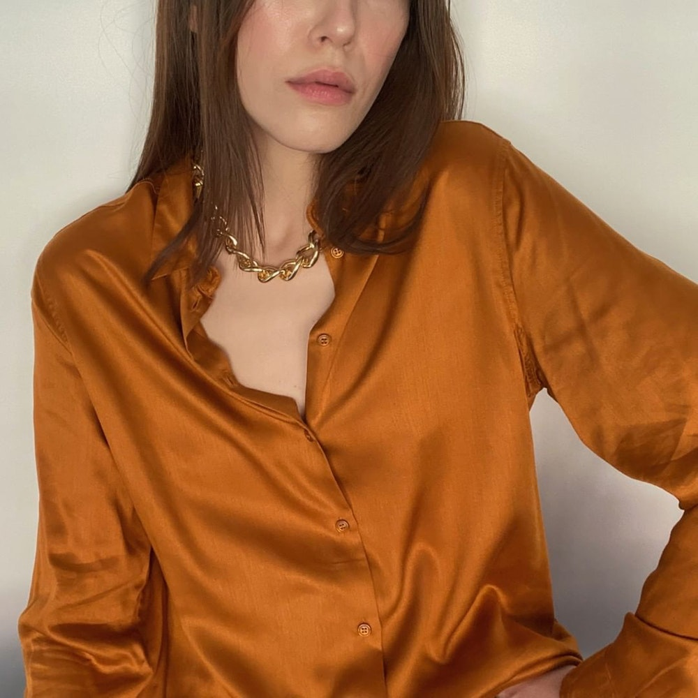 Shirt Blouses Instashop | Seidensticker