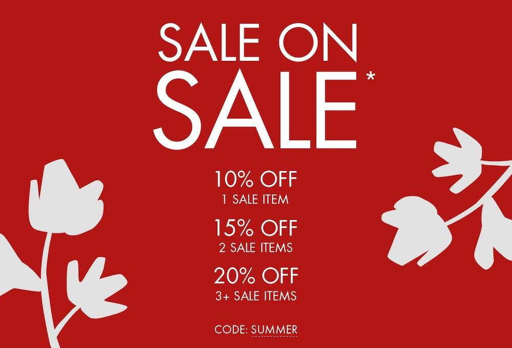 Sale on Sale - Code: SUMMER | Seidensticker