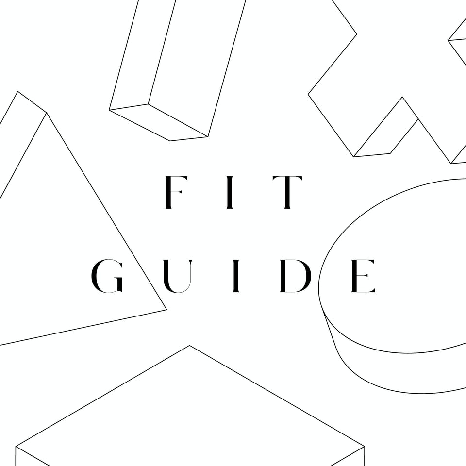 Fittings | Shirt Guide | Seidensticker