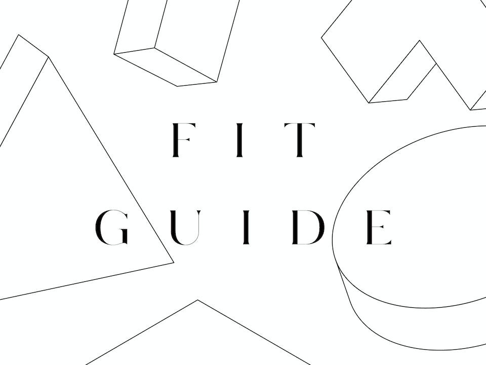 Fittings | Shirt Guide | Seidensticker