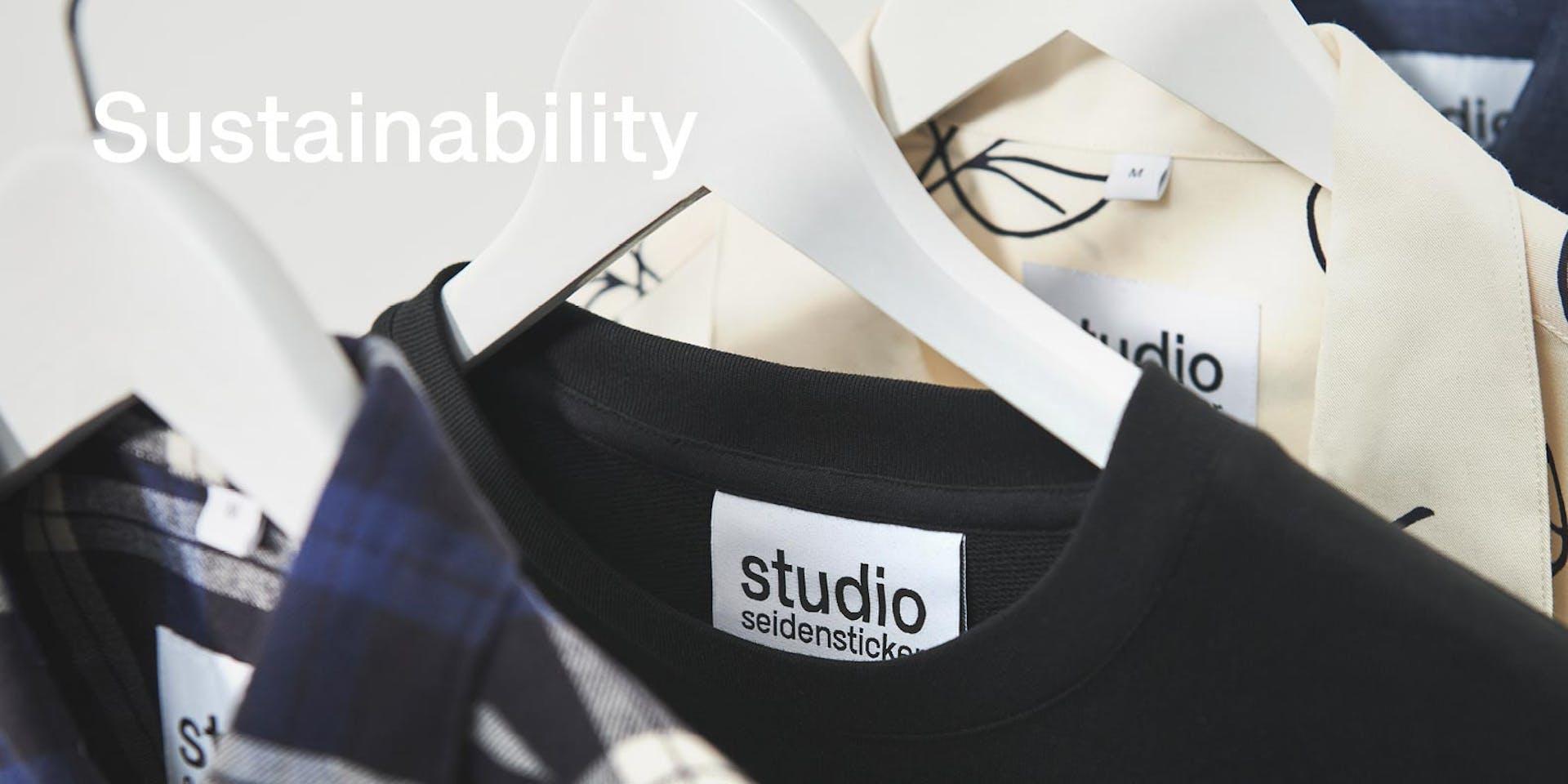 Sustainability | Studio Seidensticker