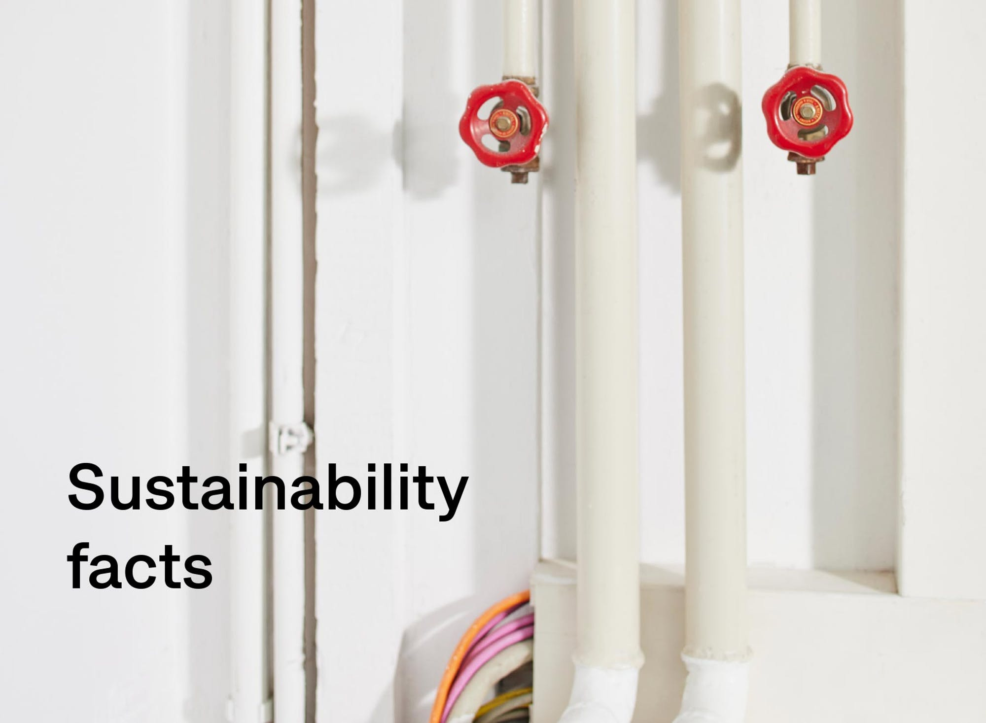 Sustainability facts | Studio Seidensticker