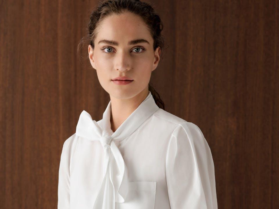 Bow blouse | Blouses Guide | Seidensticker