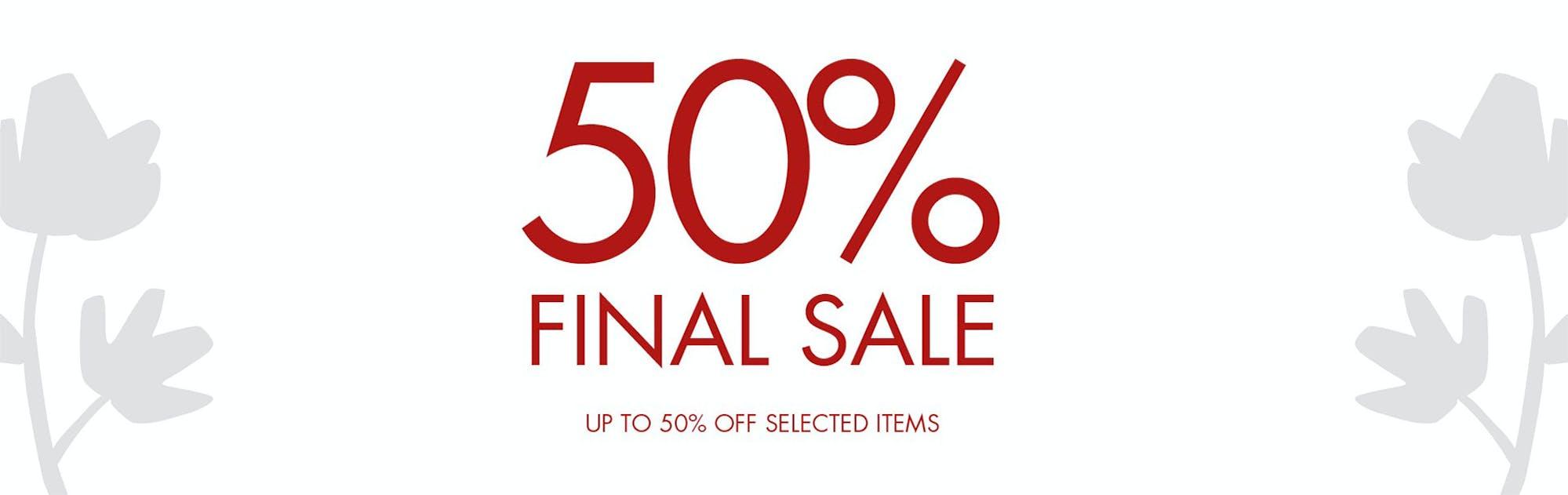 Final Sale 50% | Seidensticker