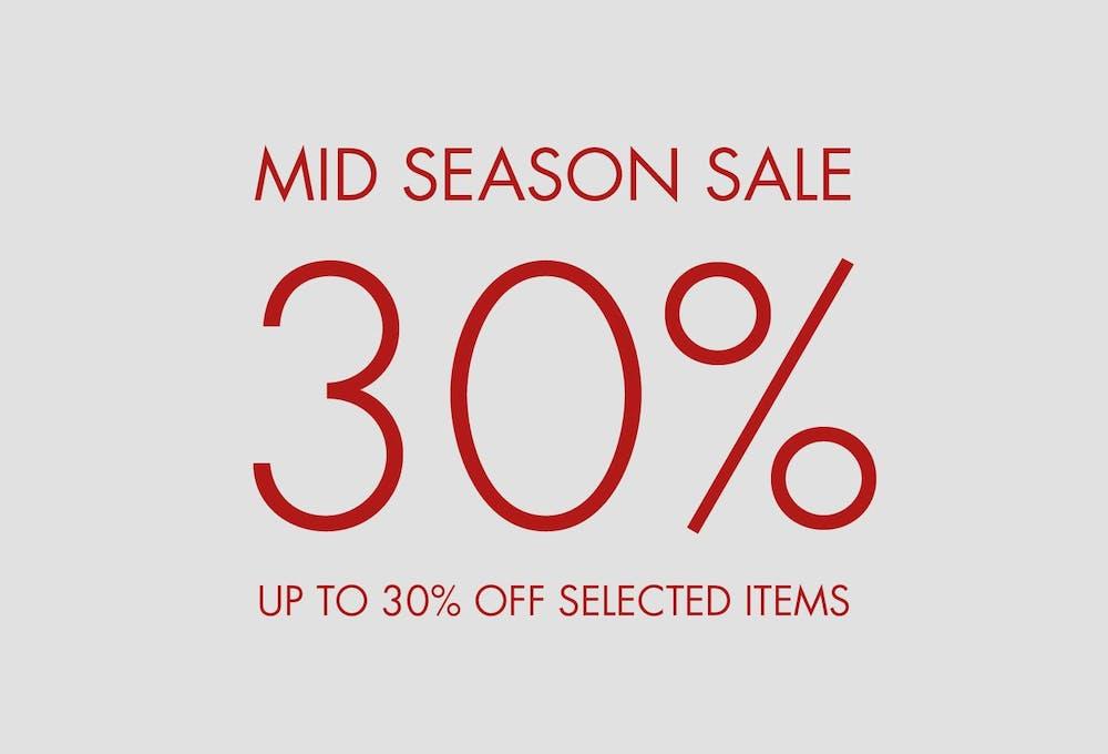 Mid season sale I Seidensticker