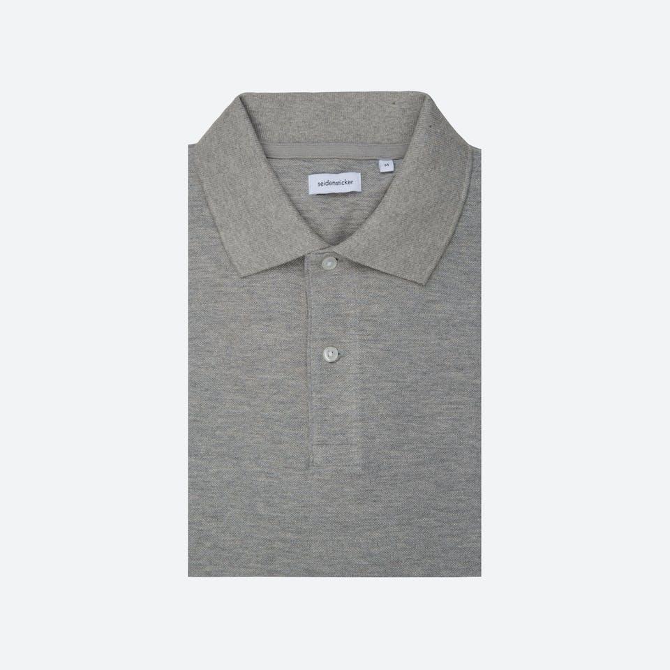 Polo-Shirt Grau   Seidensticker
