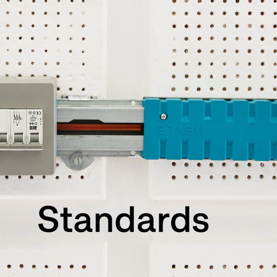 Standards | Studio Seidensticker