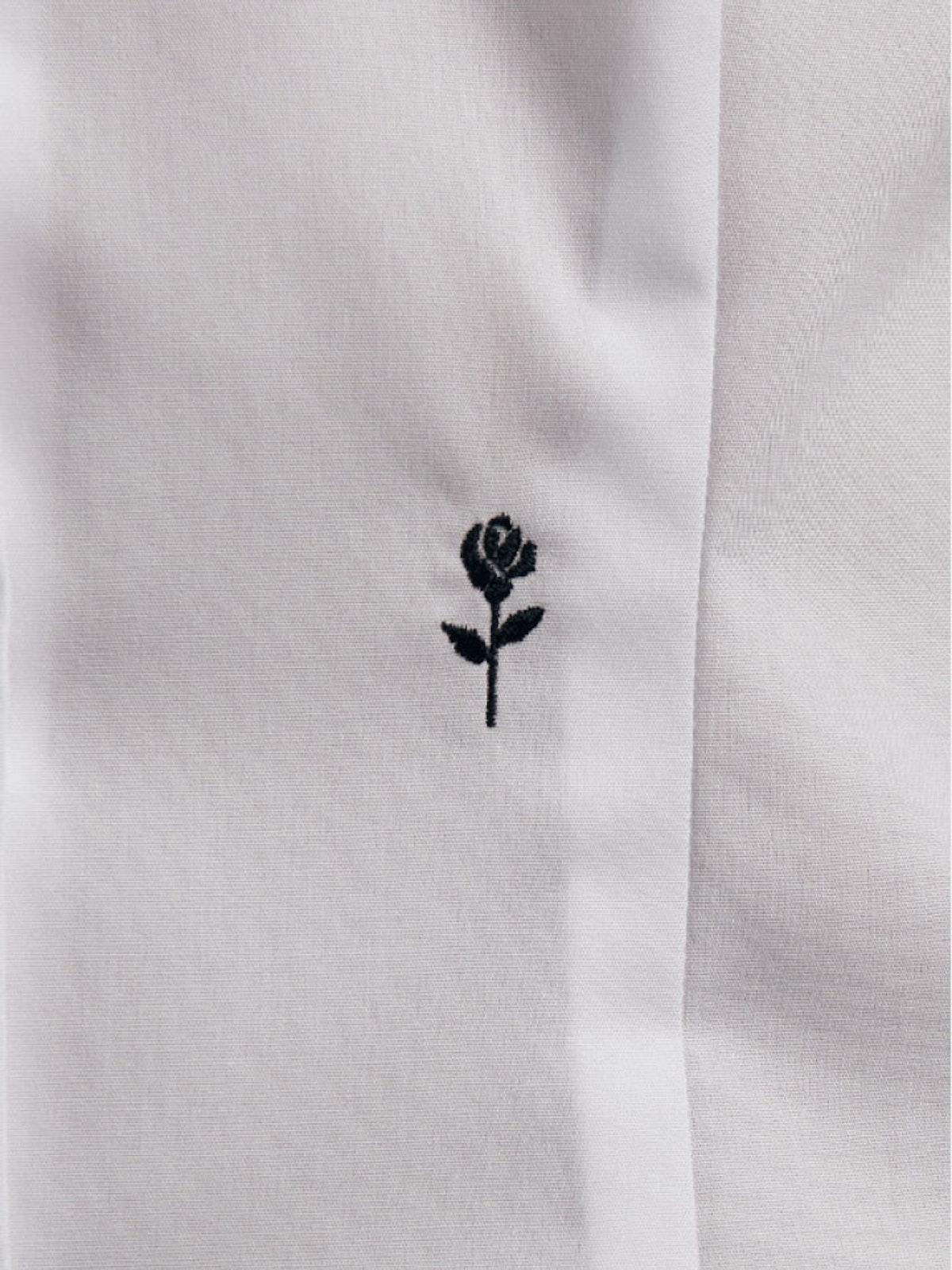 Schwarze Rose | Seidensticker