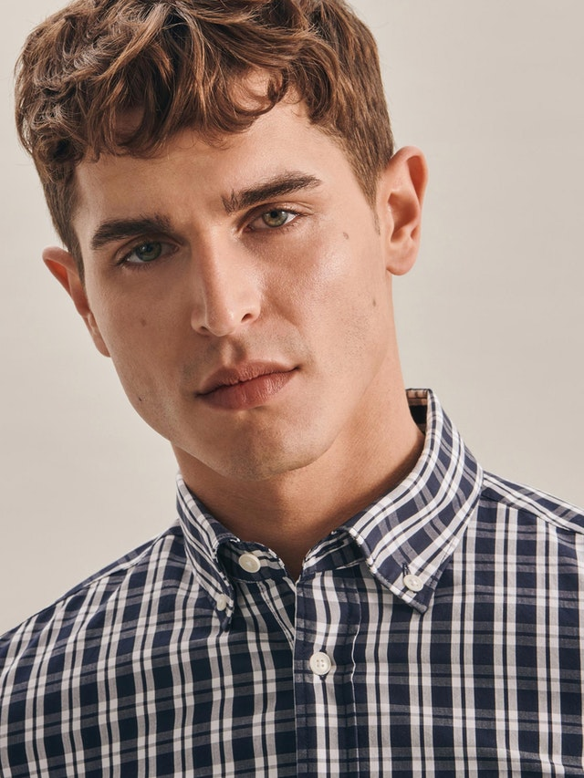 Shirts with Button-Down-Collar | Seidensticker