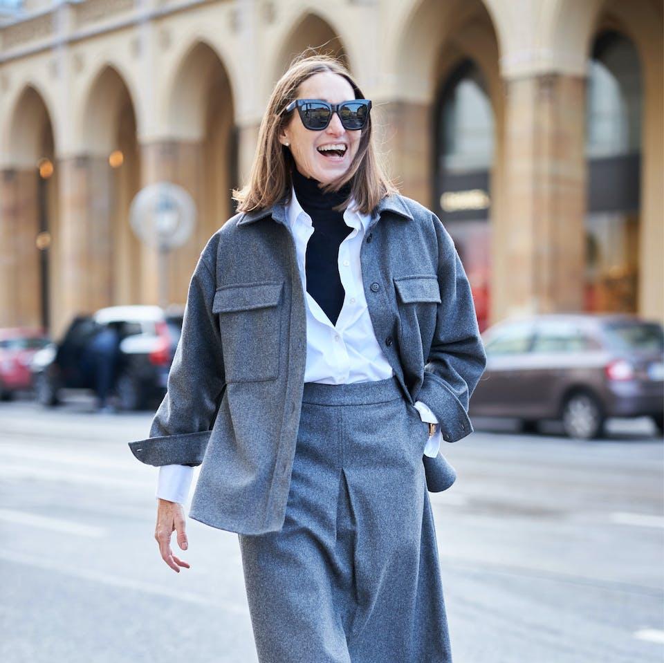 Weiße Uni Bluse glam-o-meter | Seidensticker