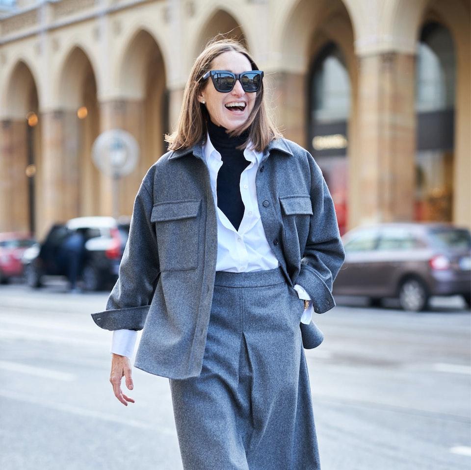 White blouse glam-o-meter | Seidensticker