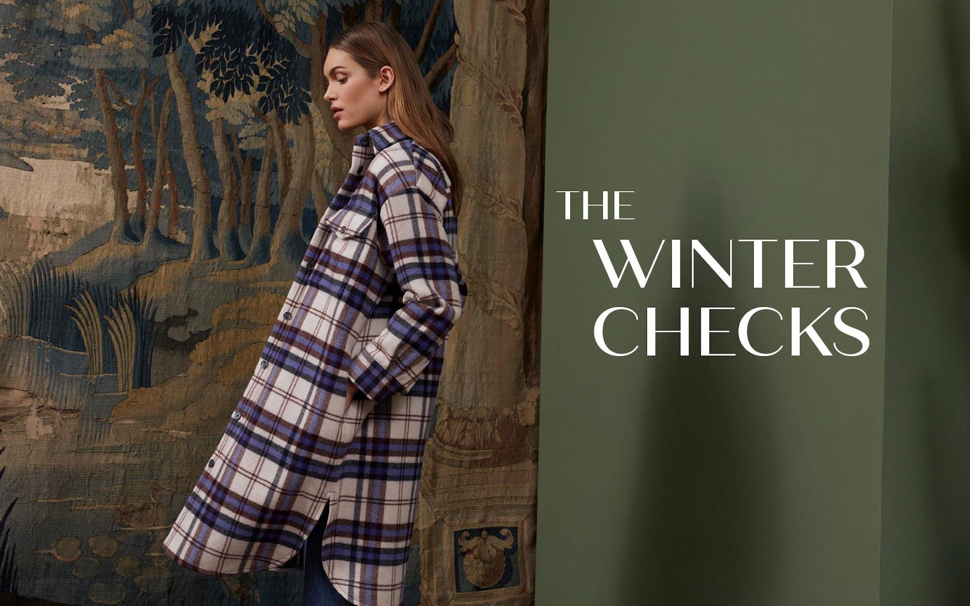The Winter Checks | Seidensticker