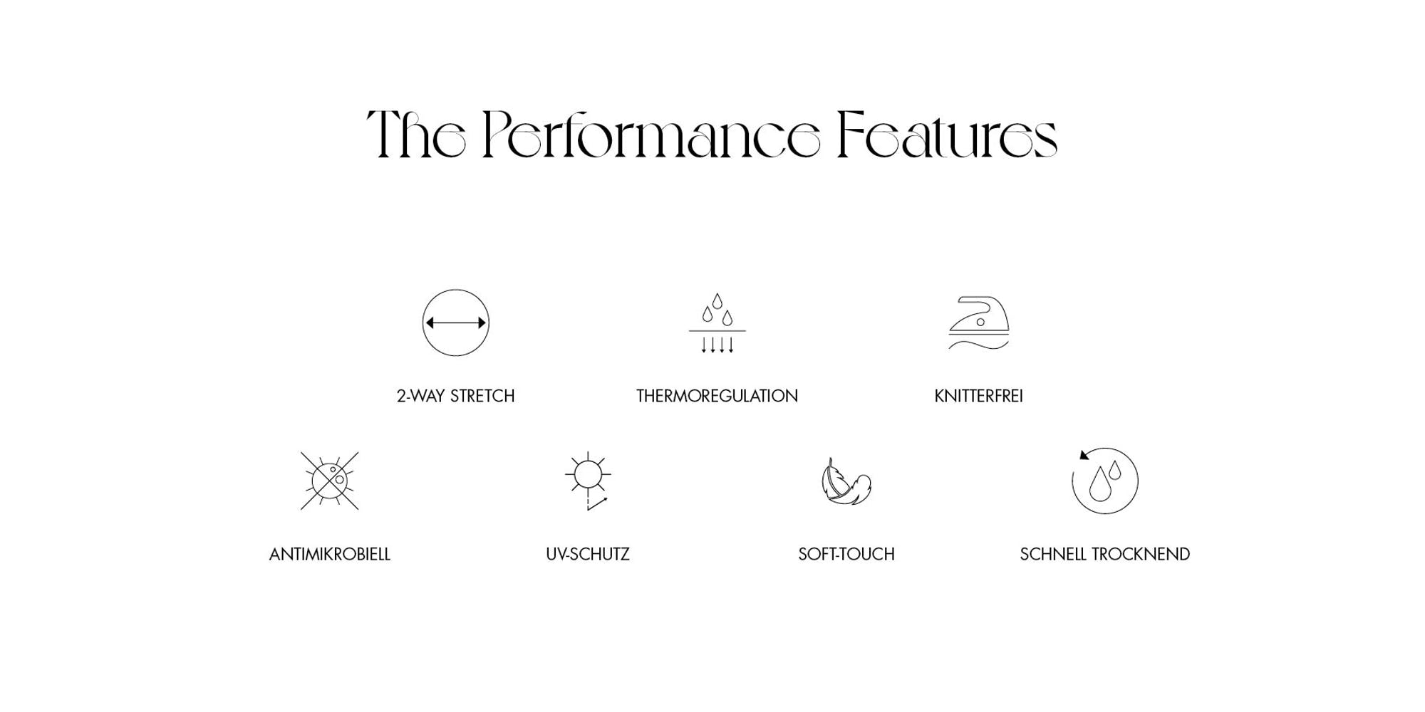 Performance Hemden Features | Seidensticker