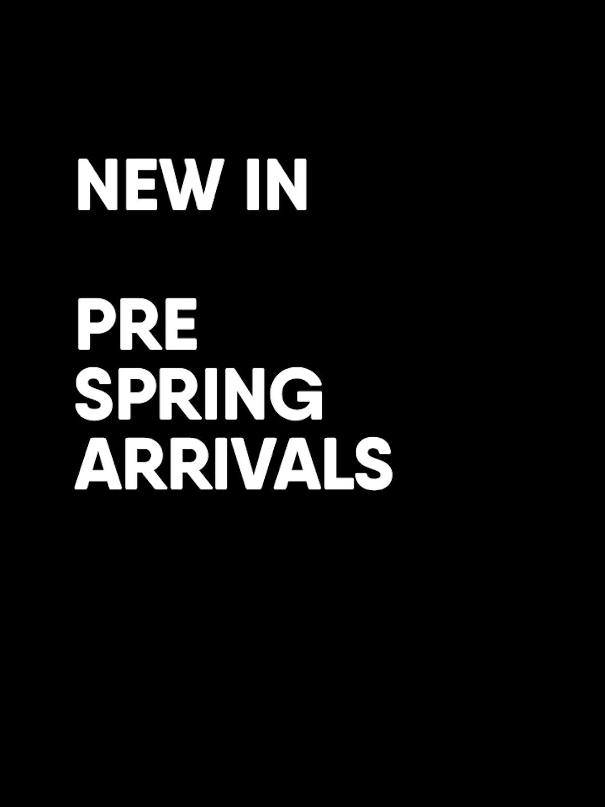 Pre Spring Arrivals | Seidensticker