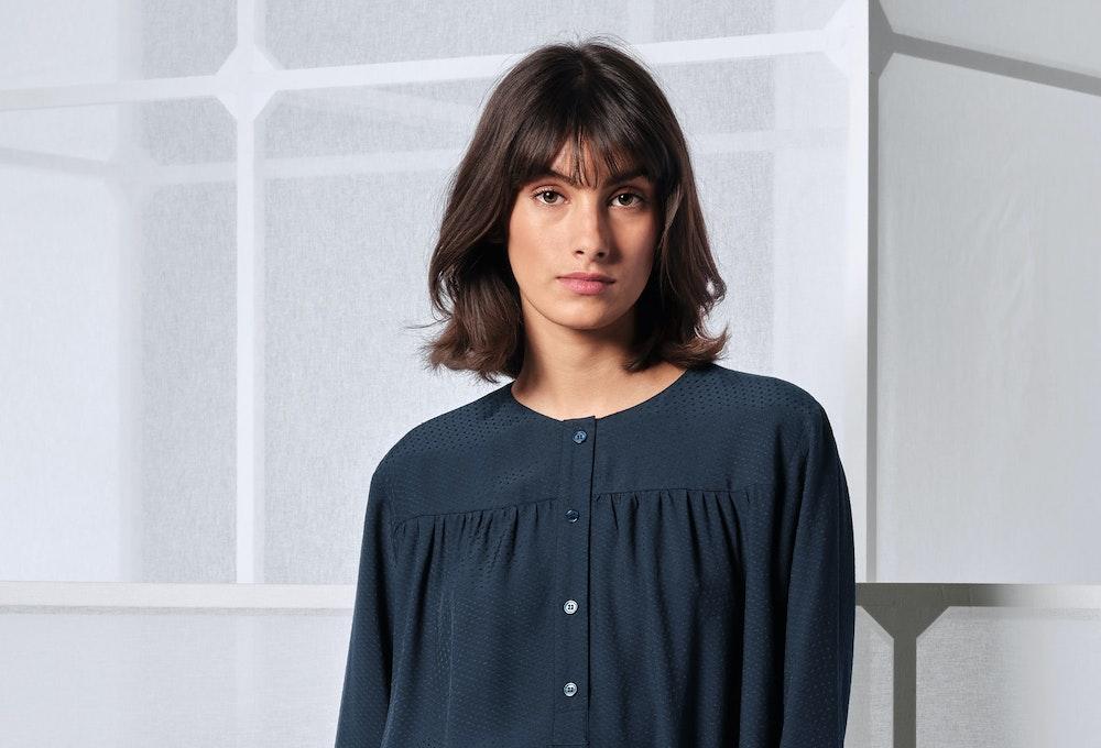 T-Shirt Blouses Blouses | Seidensticker