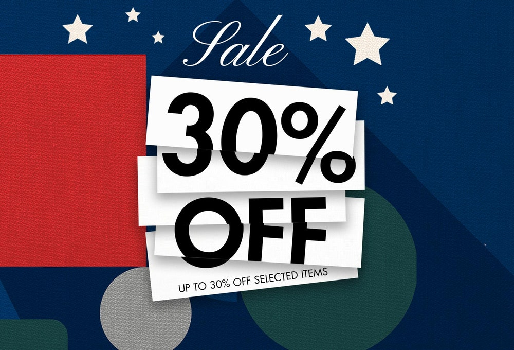 SALE - Up to 30% off selected items | Seidensticker