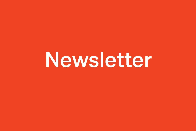 Newsletter | Studio Seidensticker