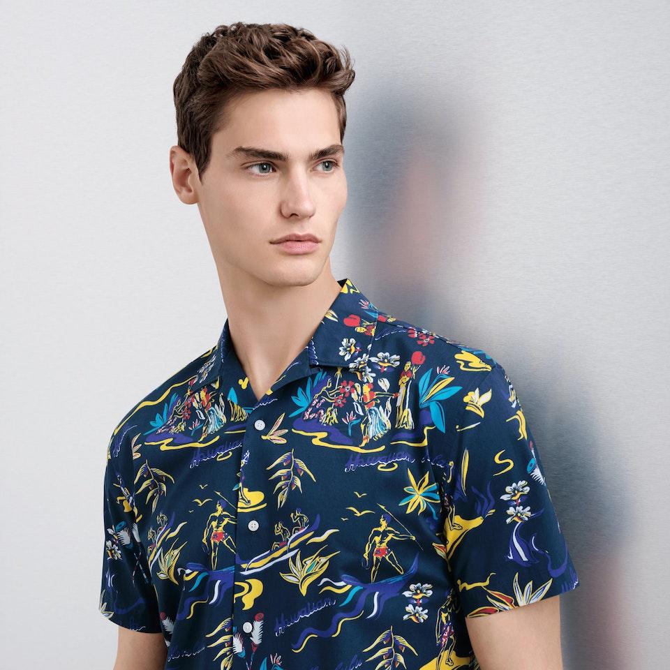 Hawaiihemden   Seidensticker