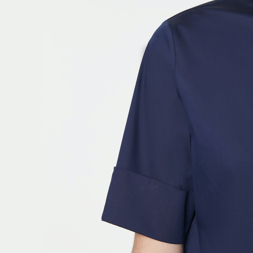 Short Sleeve Blouses | Seidensticker