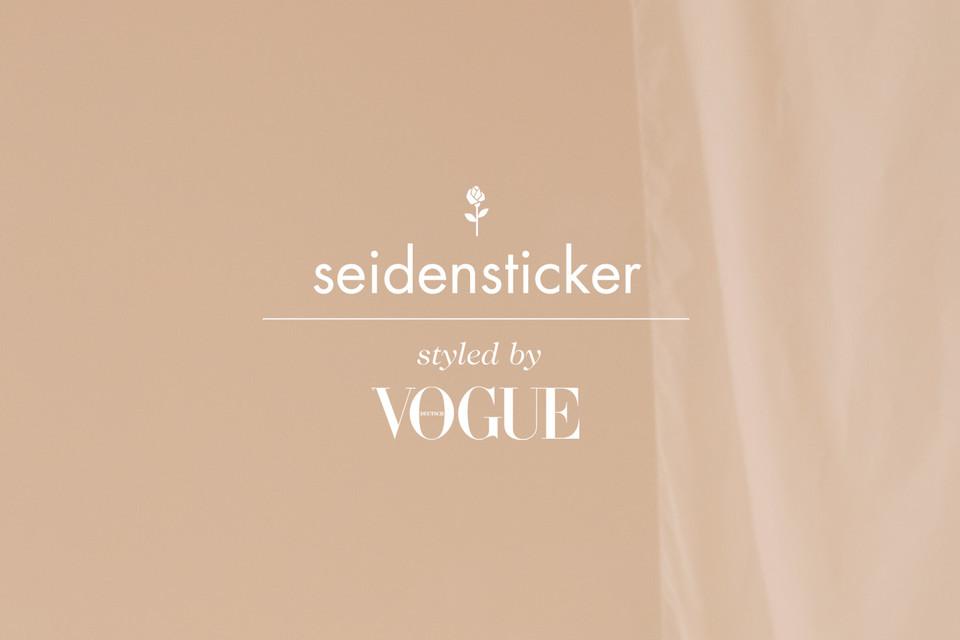 Styled by Vogue | Seidensticker