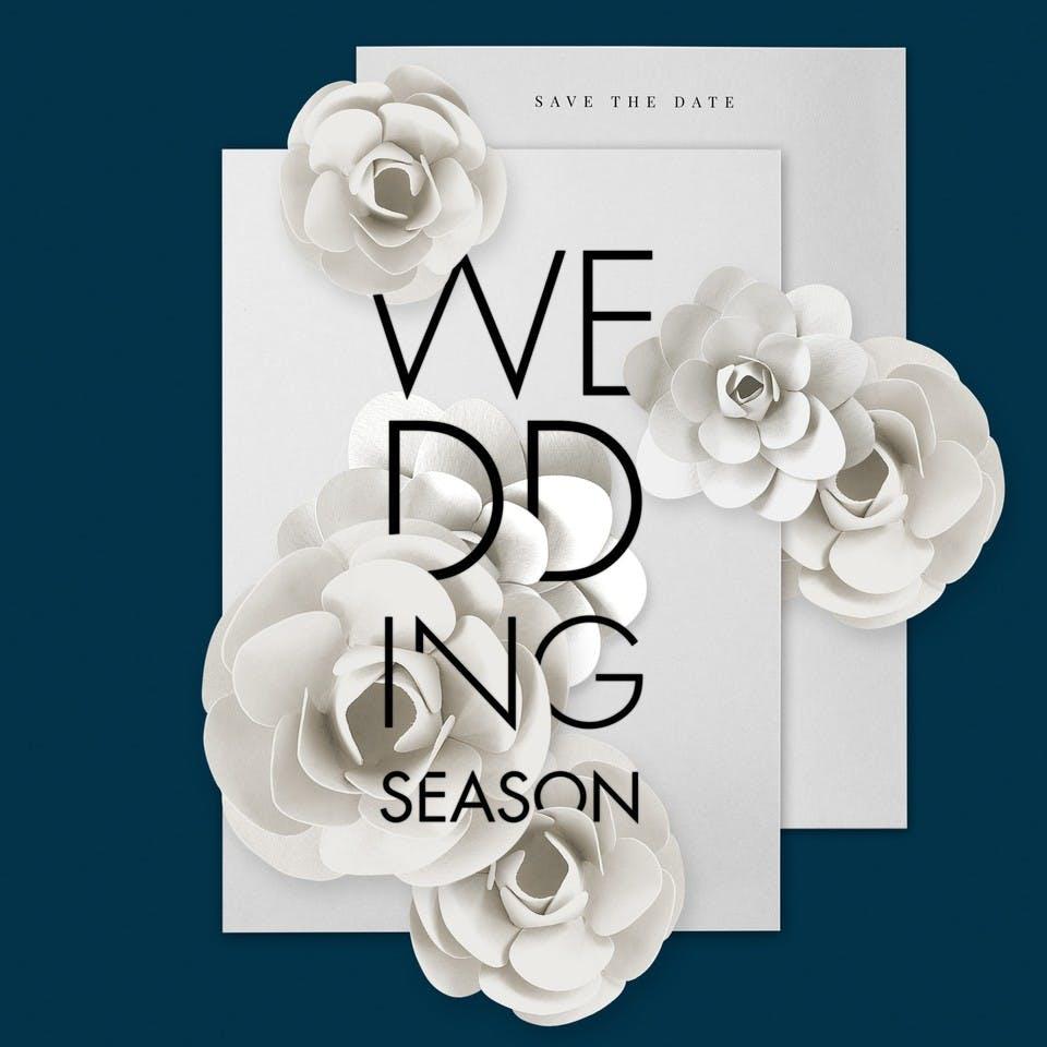 Wedding Season | Seidensticker