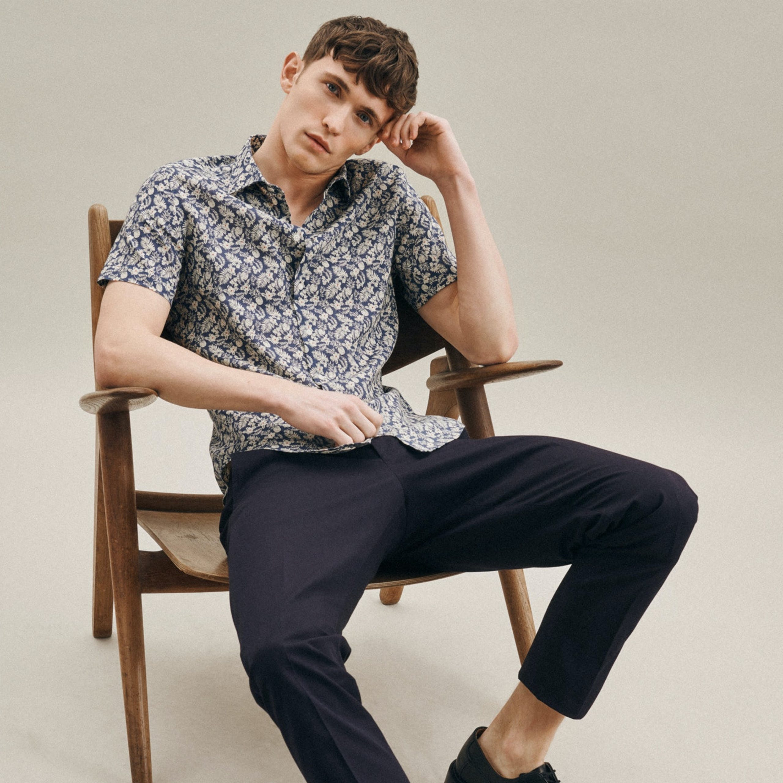 Shortsleeve shirts for men | Seidensticker