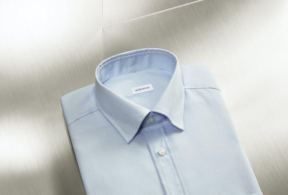 Covered Button Down Collar | Seidensticker