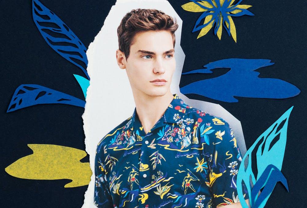 Sommerliche Hawaiihemden | Seidensticker